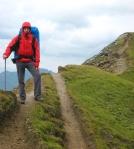 Альпийские тропы в предгорьях хребта Гольдберг